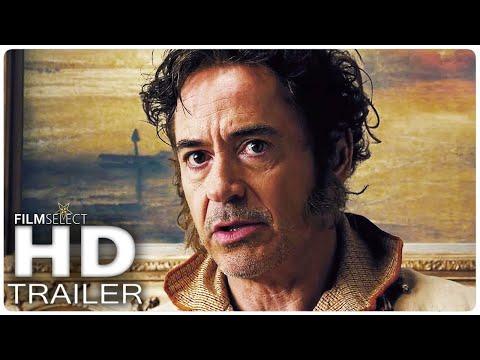DOOLITTLE Trailer (2020)