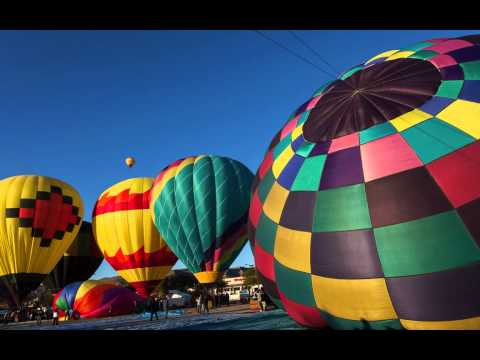 Up, Up and Away in my Beautiful Balloon- Balloon Festival LV NV HD 720p