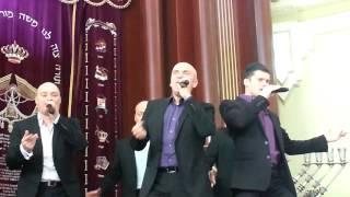 Moshiach Turetsky Choir Kharkov Synagogue