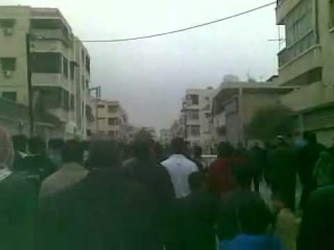 شام ::: حماة - القصور - جمعة الزحف لساحات الحرية 30-12