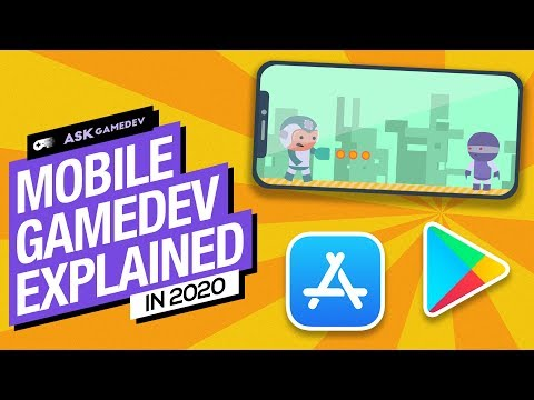 Mobile Game Development Explained [2020]
