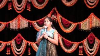 Chandana Charchita neela kalebara - Shivani - GITA UGADI 2011