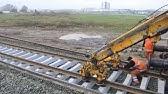 Swietelsky reconstruction railway by SMD-80