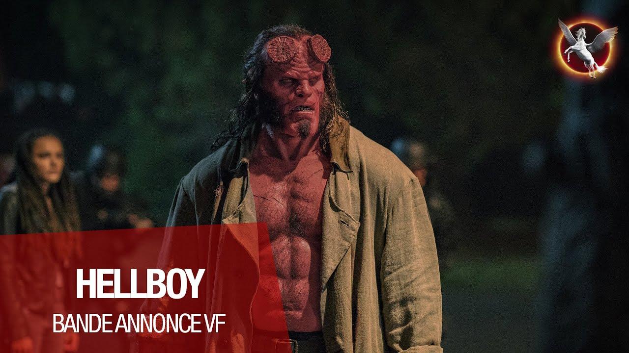 HELLBOY (David Harbour, Milla Jovovich) - Bande-annonce VF