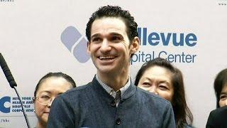 تعافي الطبيب الأمريكي كريج سبنسر من إيبولا