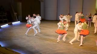 Ритмы детства. Латышский танец