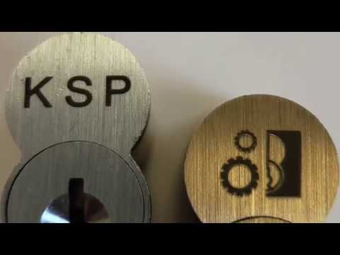 Laser Marking Demo