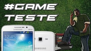 Galaxy Gran 2 Duos:Teste GTA San Andreas