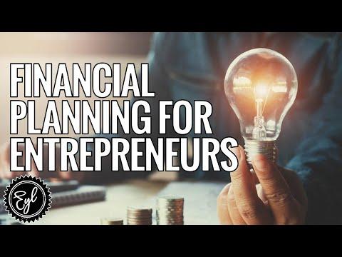 FINANCIAL PLANNING FOR ENTREPRENEURS