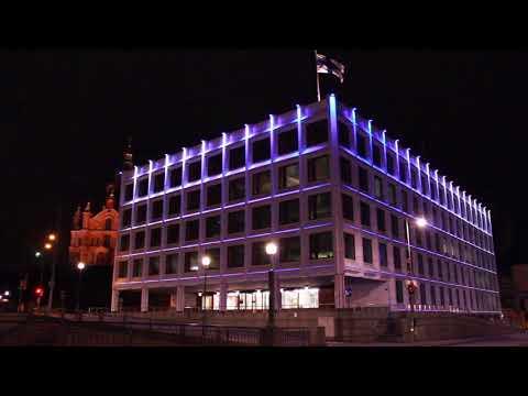 Happy 100th birthday, Finland!