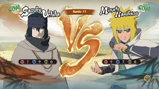 Video Naruto Shippuden: Ultimate Ninja Storm 4, Sasuke Uchiha (Last) VS Minato Namikaze! download MP3, 3GP, MP4, WEBM, AVI, FLV Agustus 2018
