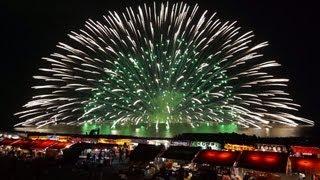 熊野大花火大会 Kumano Fireworks 2013