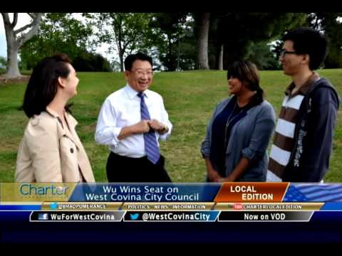 Charter Local Edition with West Covina Councilman Tony Wu
