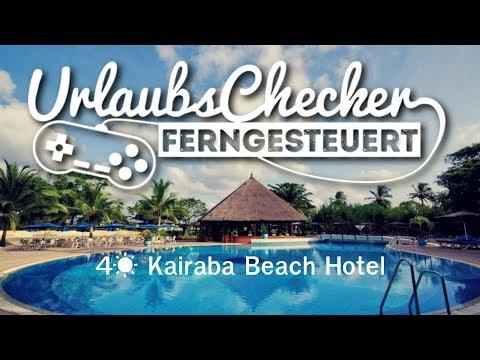 4☀ Kairaba Beach Hotel | Banjul