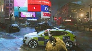 Call of Duty Modern Warfare Veteran Walkthrough - Mission 2 - Piccadilly