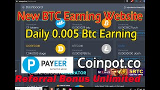 Online Earning Website in  Nepal | My every day Coinpot strategy | no work, big money  | Bitcoin