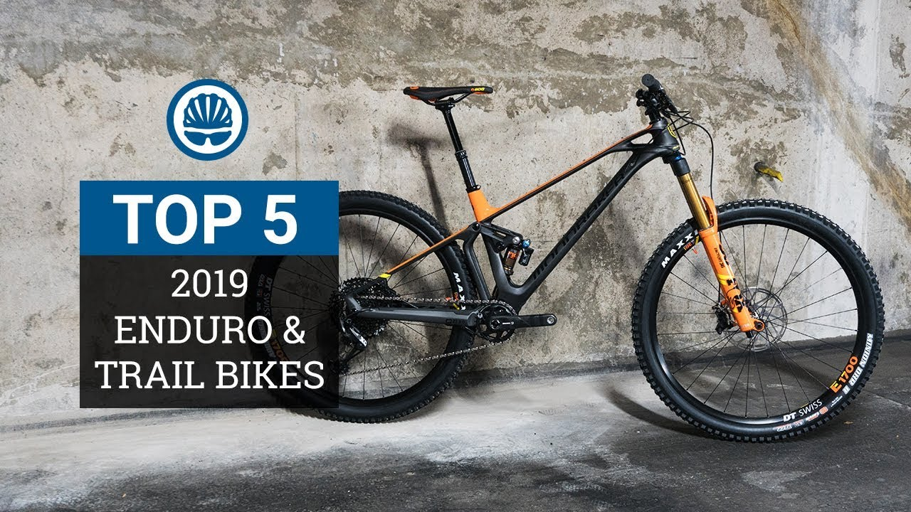 Trail Mountain Bikes >> Top 5 2019 Trail Enduro Bikes Youtube