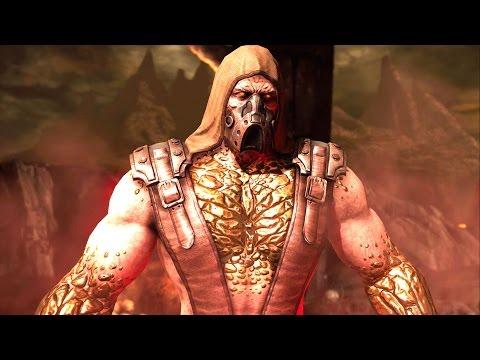 Mortal Kombat X - Tremor DLC Klassic Arcade Ladder Gameplay Playthrough