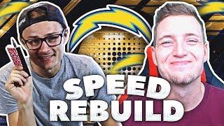 Cinderalla super bowl run!? madden 18 speed rebuild vs. yoboy pizza