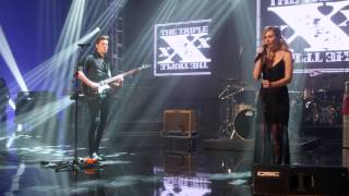 "Scarlett (Clare Bowen) and Gunnar (Sam Palladio) Sing ""Longer"" - Nashville"