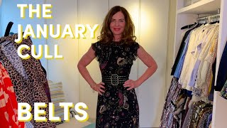 BELTS: How To Style & What To Cull | TRINNY
