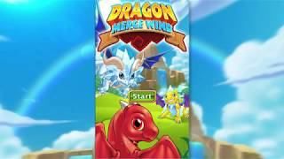 Dragon Merge Wind - play now on Facebook Messenger!