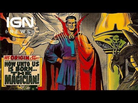 Mads Mikkelsen Will Play Doctor Strange's Mystery Villain - IGN News
