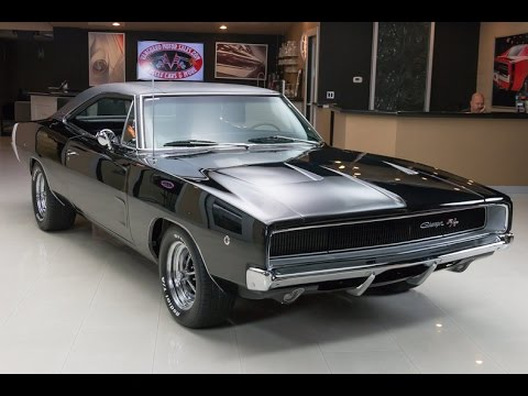 1968 dodge charger for sale youtube. Black Bedroom Furniture Sets. Home Design Ideas