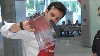 VITAMIX FROZEN DESSERTS (recipe and demo)