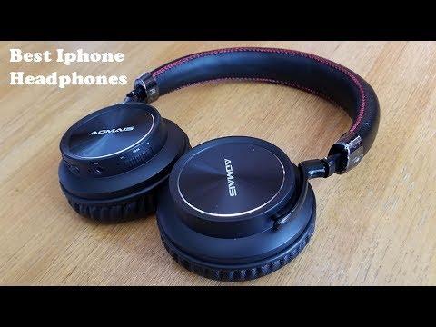 Best Over Ear Headphones For Iphone X 8 8 Plus 7 7 Plus Fliptroniks Com Youtube