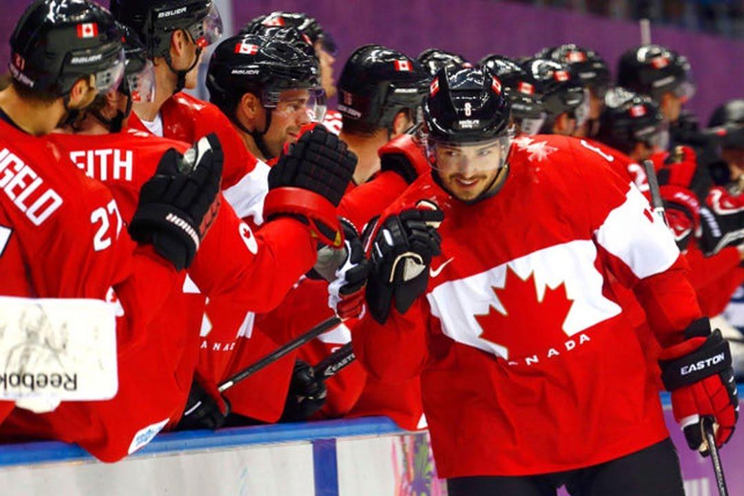 Canada Beats Finland 2-1 In Mens Hockey - Sochi Winter ...