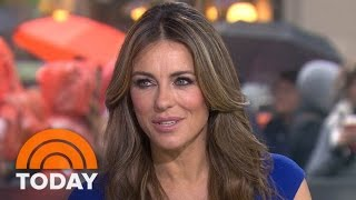Elizabeth Hurley: I Believe The Real Royal Family Watches 'The Royals'   TODAY