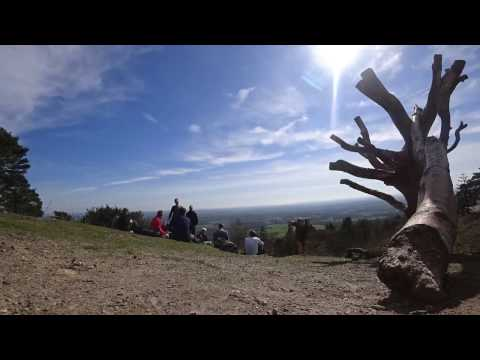 Gomshall to Dorking (via Leith Hill) - 15 miles (25km) Day Hike