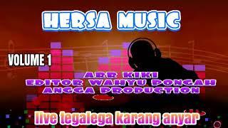 Gambar cover HERSA MUSIC - ARR KIKI - TERLALU LEPAS VOL1