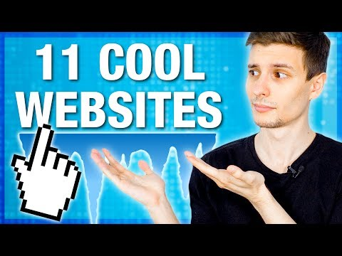 11 Cool Websites Everyone Should Know!