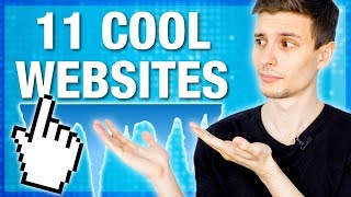 Top 10 Websites - 11 Cool Websites Everyone Should Know!