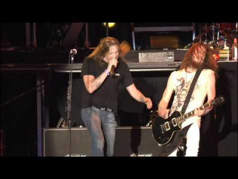 My Michelle Live -2006 Guns N Roses & Sebastian Bach