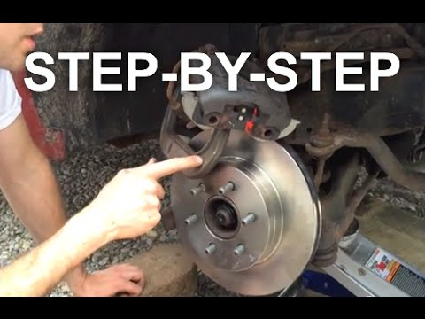 Dodge Dakota Front Brakes Repair  (Dakota/Durango)