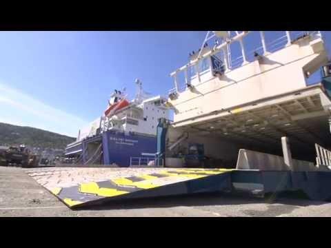 Velg Sjøveien - Sea Cargo
