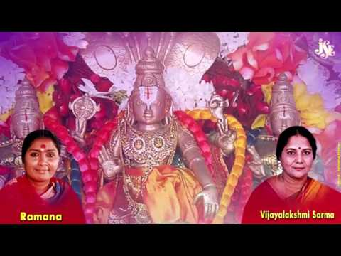 Sri Venkateswara Suprabatham With Tamil Lyrics || kamala kucha chuchuka lyrics in tamil ||