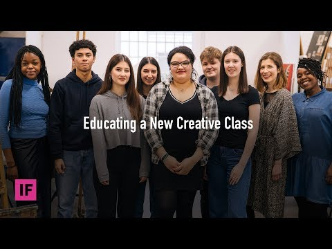 Educating a New Creative Class