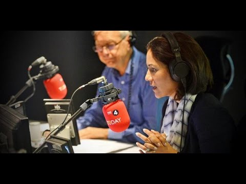 Brussels attack: HSC Director on BBC Radio 4 Today Programme
