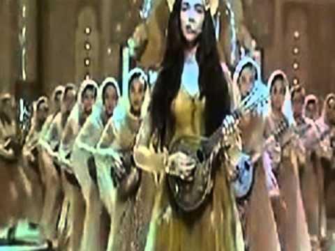Deewani Mastani Karaoke with Lyrics
