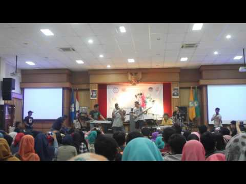 Rame - Rame/Timur - Glenn Fredly & The Bakuucakar Live at FIP UNY