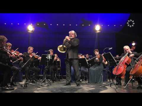 MOZART - Horn concerto No. 4, K.495 - II. Romance: Andante cantabile