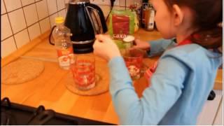 Видео-рецепт: Изготовление леденцов на палочке в домашних условиях