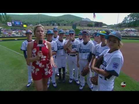 #LLWS16: Interview - Oregon's Favorite Sports