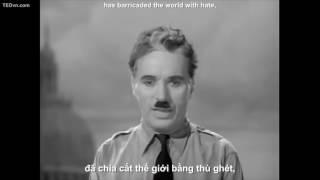 Video [TED vietsub] Nhà độc tài vĩ đại  - Charlie Chaplins download MP3, 3GP, MP4, WEBM, AVI, FLV April 2018