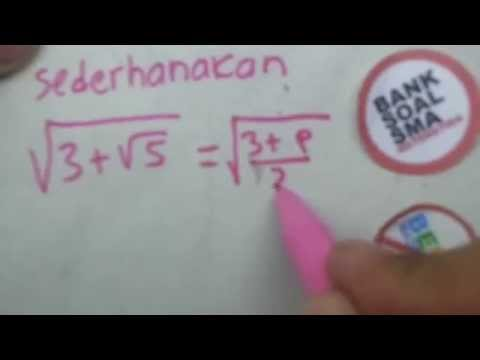 menyederhanakan-akar-bank-soal-matematika-sma#