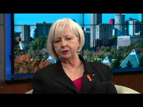 Maple Leaf Alberta Project - CTV Edmonton (Oct. 26, 2012)